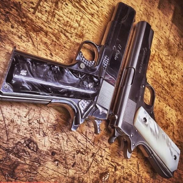 Фото пистолетов