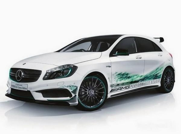 Mercedes AMG 45