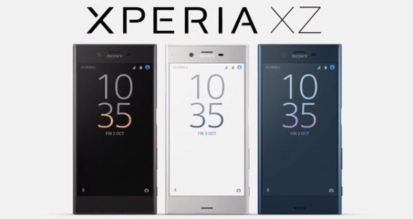 Sony Xperia XZ флагман
