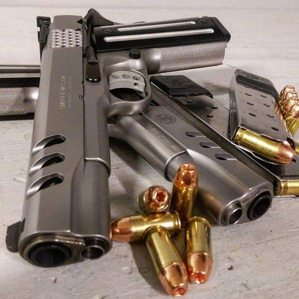 пистолеты фото