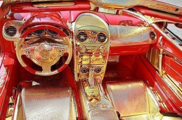 Крутые салоны авто
