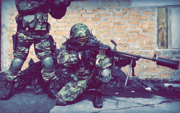 Пулемет АЕК 999