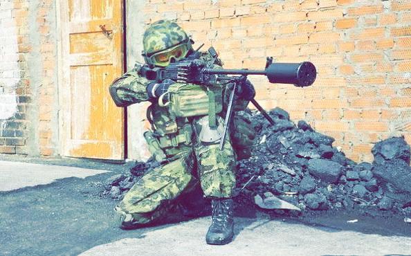 Пулемет Барсук